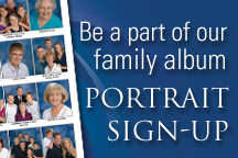 Family Album Signup Button